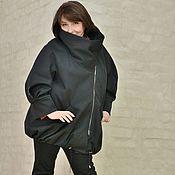 Одежда handmade. Livemaster - original item Jacket lining made of neoprene with assim. clasp. Art. 340. Handmade.