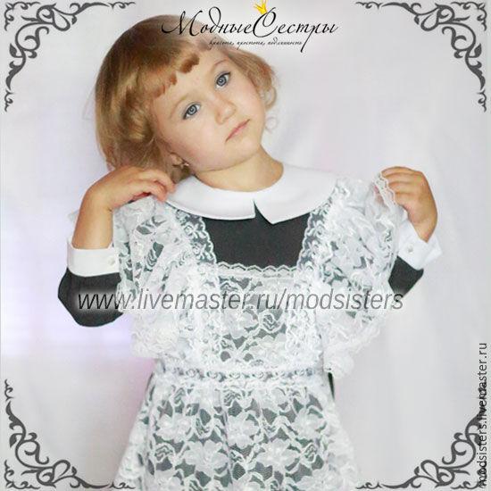 School apron Art.009, Dresses, Nizhny Novgorod,  Фото №1