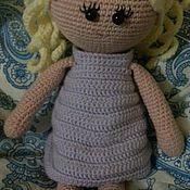 Куклы и игрушки ручной работы. Ярмарка Мастеров - ручная работа Кукла вязаная крючком. Handmade.