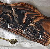 Для дома и интерьера ручной работы. Ярмарка Мастеров - ручная работа Вешалка Retro car. Handmade.