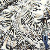 "Материалы для творчества handmade. Livemaster - original item Трикотаж Roberto Cavalli ""Андромеда"" итальянские ткани. Handmade."