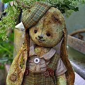 """Куклы и игрушки ручной работы. Ярмарка Мастеров - ручная работа Плюшевый заяц """"Фунтик"""". Handmade."""