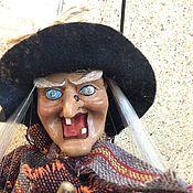 """Куклы и игрушки ручной работы. Ярмарка Мастеров - ручная работа Кукла """"Бертилда"""" (р). Handmade."""