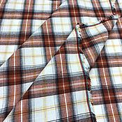 Материалы для творчества handmade. Livemaster - original item Cotton shirt art. 14.0047. Handmade.