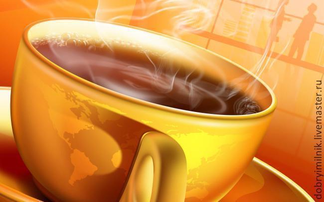 Отдушка Свежесваренный кофе для мыла, свечей, бомбочек (США, Материалы, Москва, Фото №1