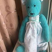Куклы и игрушки ручной работы. Ярмарка Мастеров - ручная работа Медведица Глафира. Handmade.