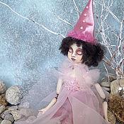Куклы и игрушки ручной работы. Ярмарка Мастеров - ручная работа Спящая Пьеретта. Handmade.