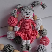 """Одежда ручной работы. Ярмарка Мастеров - ручная работа Слингобусы с игрушкой """"Кукла Маша"""". Handmade."""