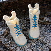 Обувь ручной работы handmade. Livemaster - original item Boots baby