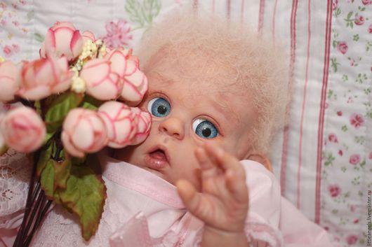 Куклы-младенцы и reborn ручной работы. Ярмарка Мастеров - ручная работа. Купить Офелька. Кукла -реборн.. Handmade. Эльф