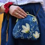 Текстильные сумки и кошельки - Ярмарка Мастеров - ручная работа, handmade