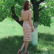 Платья ручной работы. Ярмарка Мастеров - ручная работа Платье-туника летнее. Handmade.