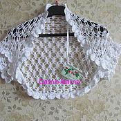 Одежда handmade. Livemaster - original item Bolero (Bolero for sundress). Handmade.