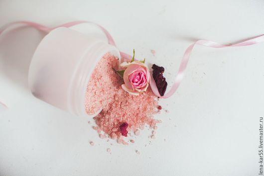 морская соль для ванны, соль для ванны морская,  ванна с лепестками роз, соль морская с лепестками роз, морская соль с лепестками роз купить,