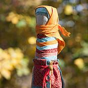Куклы и игрушки ручной работы. Ярмарка Мастеров - ручная работа Кукла народная на удачное замужество Осень золотая. Handmade.