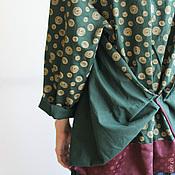 "Одежда handmade. Livemaster - original item Shirt ""Equilibrium"". Handmade."