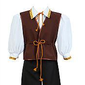 Костюмы ручной работы. Ярмарка Мастеров - ручная работа Литовский национальный костюм мужской. Handmade.