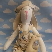 Tilda Toys handmade. Livemaster - original item Bunny Tilda. Handmade.