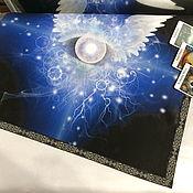 handmade. Livemaster - original item tablecloth 50h50 cm.