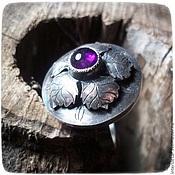 Украшения handmade. Livemaster - original item A silver ring