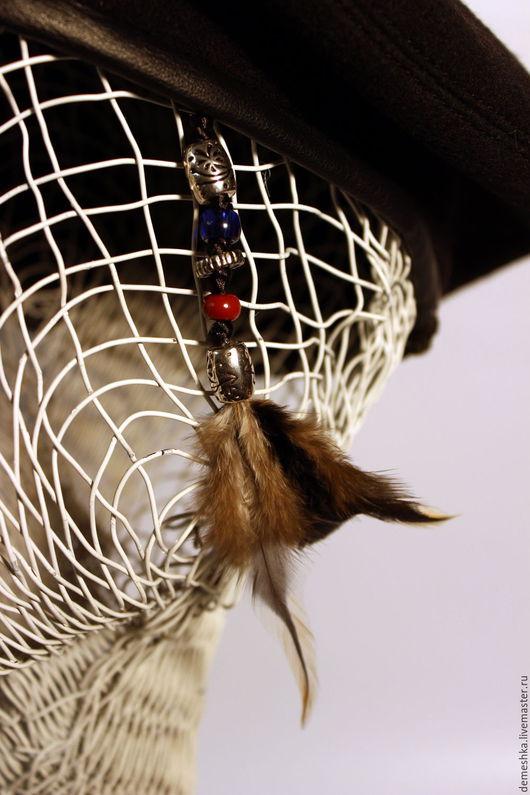 """Кулоны, подвески ручной работы. Ярмарка Мастеров - ручная работа. Купить Подвеска """"Апачи"""". Handmade. Индейская подвеска, талисман удачи"""