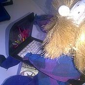 Куклы и игрушки handmade. Livemaster - original item Cabinet for the geek. Handmade.
