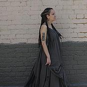 """Одежда ручной работы. Ярмарка Мастеров - ручная работа Длинное платье """"Призрак"""". Handmade."""