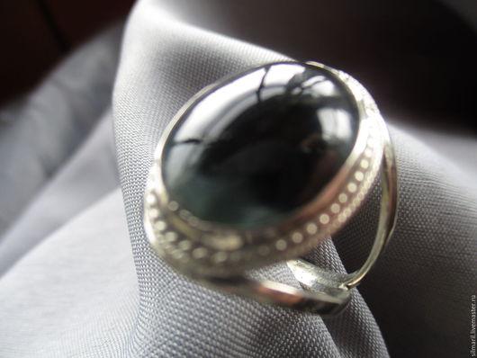 кольцо `Флоризель`цена 4500 индиголит натуральный