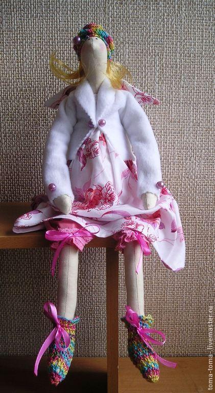 Куклы Тильды ручной работы. Ярмарка Мастеров - ручная работа. Купить тильда кукла беременяшка. Handmade. Фея тильда