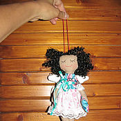 Куклы и игрушки ручной работы. Ярмарка Мастеров - ручная работа Феечка Добрых снов. Handmade.