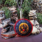 """Фен-шуй и эзотерика ручной работы. Ярмарка Мастеров - ручная работа Амулет """"Величие дракона"""". Handmade."""