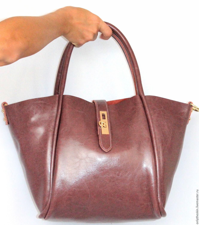 Женские кожаные сумки - купить женскую сумку из