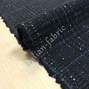 Ткани ручной работы. Ярмарка Мастеров - ручная работа Ткань костюмная, арт. 59495. Handmade.