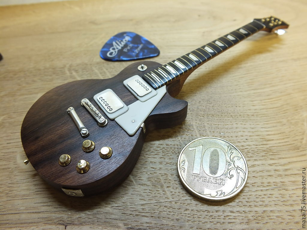 Гитара сувенир своими руками