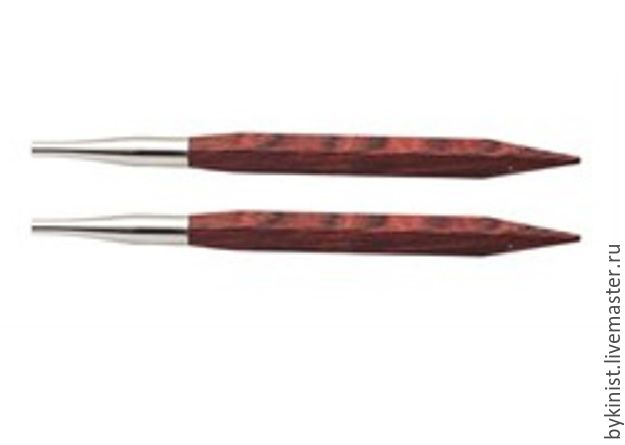 Removable NEEDLES KNITPRO-8cm,cubix, Knitting Needles, Schyolkovo,  Фото №1