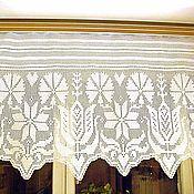 Для дома и интерьера handmade. Livemaster - original item Curtains in country style. Handmade.