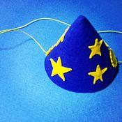 Работы для детей, handmade. Livemaster - original item The cover of Stargazer. Handmade.