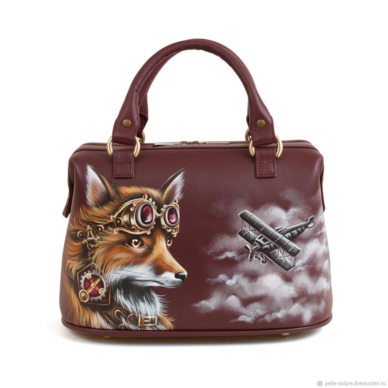 Bag ' Fox Aviator', Valise, St. Petersburg,  Фото №1