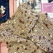 """Одежда ручной работы. Ярмарка Мастеров - ручная работа Мохеровый жилет """"Акварель"""". Handmade."""