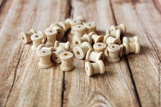 Открытки и скрапбукинг ручной работы. Ярмарка Мастеров - ручная работа. Купить Набор мини-катушек 15 мм (6 штук). Handmade.