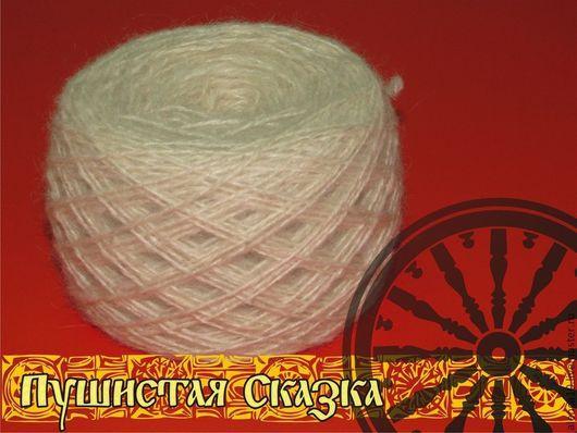 Вязание ручной работы. Ярмарка Мастеров - ручная работа. Купить Колли. Пряжа из собачьей шерсти (250м/100гр). Handmade. Ручное прядение