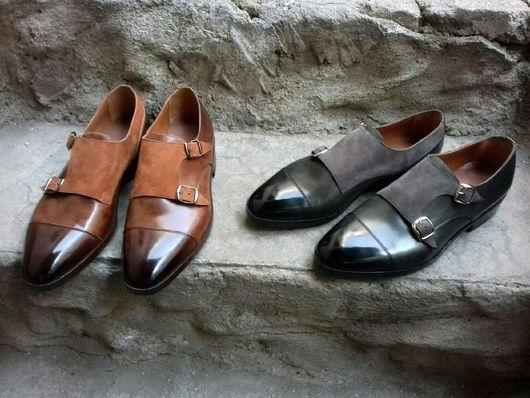Обувь ручной работы. Ярмарка Мастеров - ручная работа. Купить Дизайнерские Монки AM-23. Handmade. Дизайнерские, туфли, на свадьбу