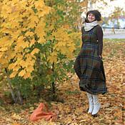 Одежда ручной работы. Ярмарка Мастеров - ручная работа Сарафан женский Позитивный. Handmade.