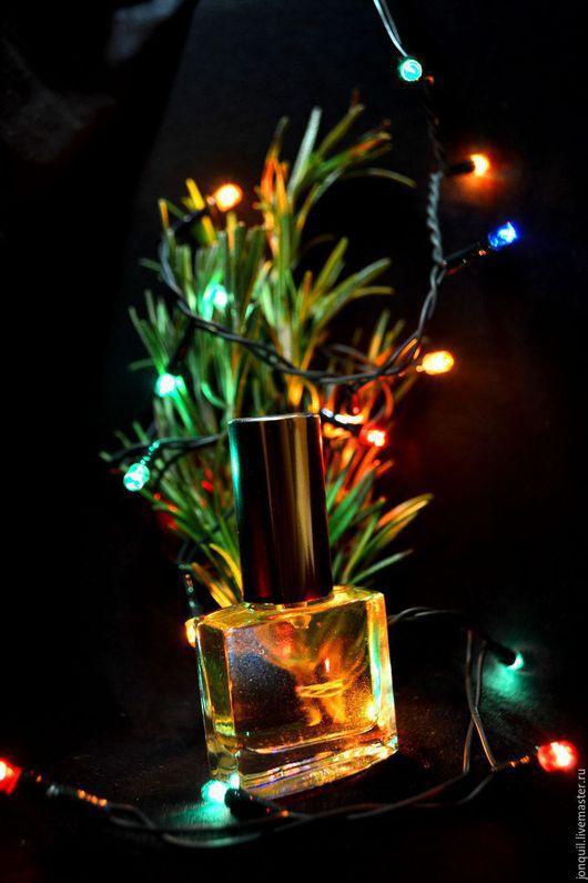Натуральные духи ручной работы. Ярмарка Мастеров - ручная работа. Купить Рождественские духи Noёl. Handmade. Подарок на новый год, мандарин