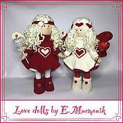 Куклы и игрушки ручной работы. Ярмарка Мастеров - ручная работа Love doll. Handmade.