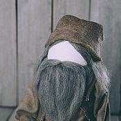 """Куклы и игрушки ручной работы. Ярмарка Мастеров - ручная работа """"Дедушка"""" авторская кукла-образ. Handmade."""