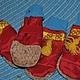 Обувь для животных, ручной работы. Ярмарка Мастеров - ручная работа. Купить Сапожки для маленькой собаки. Handmade. Обувь для животных