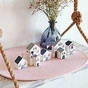 Для дома и интерьера handmade. Livemaster - original item Driftwood Houses Dreaming of Summer. Handmade.