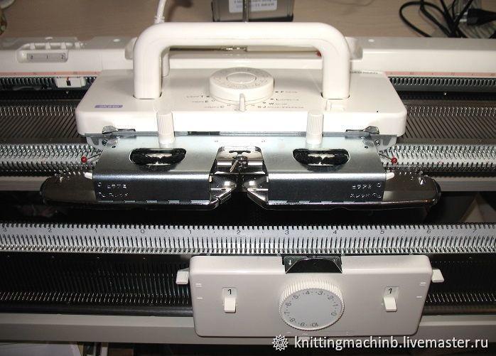 Вязальная машина Silver Reed SK840/SRP60N – купить на Ярмарке Мастеров – 95513RU | Инструменты для вязания, Москва