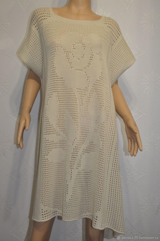 Knitted tunic, Tunics, Lipetsk,  Фото №1